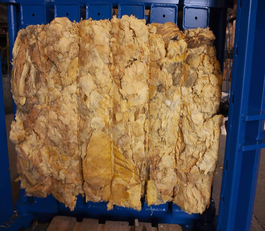 HZ50TSA Ejection balle de laine de roche